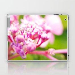 hortensie traum in pink Laptop & iPad Skin