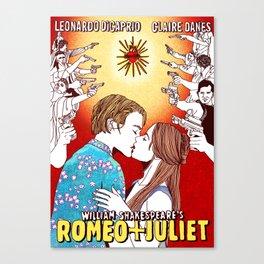 Romeo+Juliet 1996 #02 Canvas Print