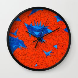 FTR4 Wall Clock