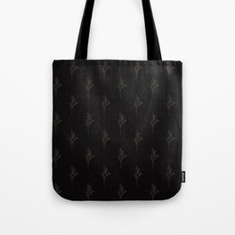Frost Pattern Tote Bag