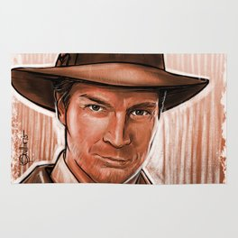Indiana Jones Nathan Rug