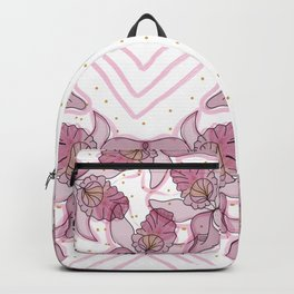 Orquideas Backpack
