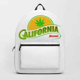 California Hemp Dreams Backpack