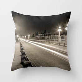 Colorado Street Bridge - Pasadena, CA Throw Pillow