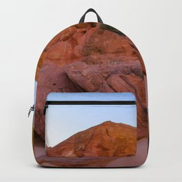 Colorful Sandstone, Valley of Fire - III Backpack