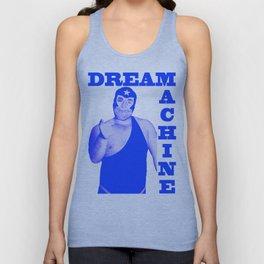 Memphis Wrestler Dream Machine Unisex Tank Top