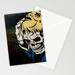Dead All the While Stationery Cards