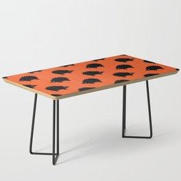 Angry Animals: hedgehog Coffee Table