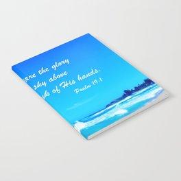 Psalm 19 Notebook