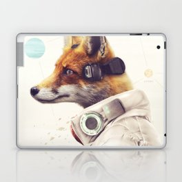 Star Team - Fox Laptop & iPad Skin