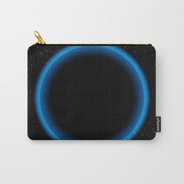 Blue Bright Carry-All Pouch