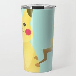 Pik-a-chuuuu! Travel Mug