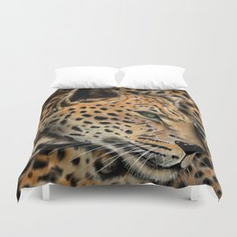 Element of Surprise Duvet Cover