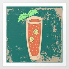 Alcohol_06 Art Print