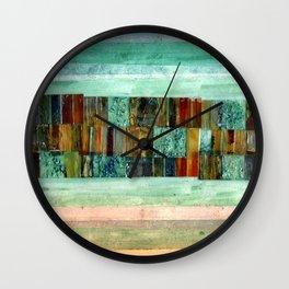 Strip Search Wall Clock