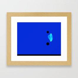 Rubber Ducky Framed Art Print