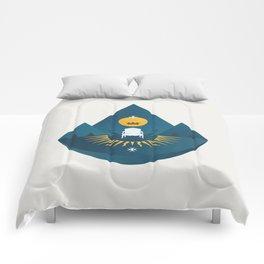 The Sun King Comforters