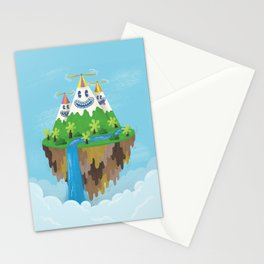 Flight of the Wild Stationery Cards