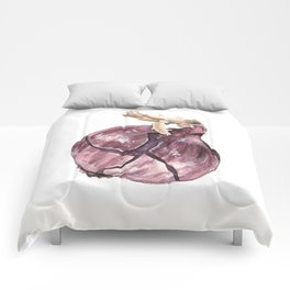 Red Onion Comforters