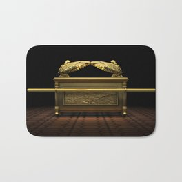 Ark of the Covenant Bath Mat