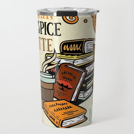 PSL & Books Travel Mug