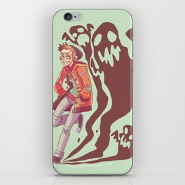 give me something i would kill for iPhone Skin