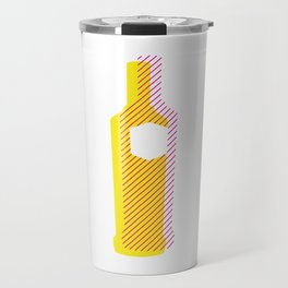 Pop Art Vodka Travel Mug