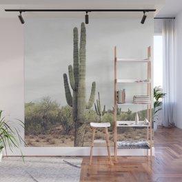 Desert Cactus Wall Mural