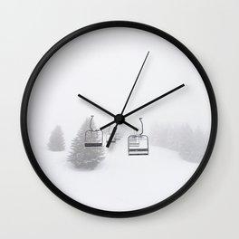 Lift To Heaven Wall Clock