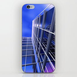 citylines -2- iPhone Skin
