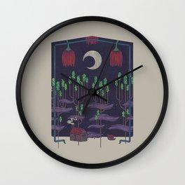 Vacation Home Wall Clock