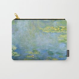 Water Lilies 1906 by Claude Monet Carry-All Pouch