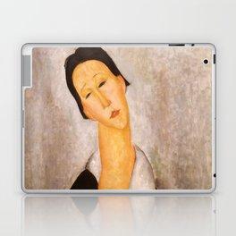 "Amedeo Modigliani ""Portrait of a Polish Woman"" Laptop & iPad Skin"