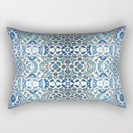 Tiles and Tiles Rectangular Pillow