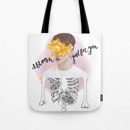 Bloom Tour Shirt Tote Bag