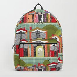 Literally Living in a Jane Austen Novel Backpack