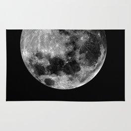 THE MOON - La lune Rug