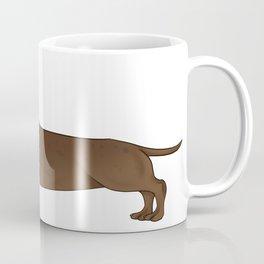 Dachsund Coffee Mug