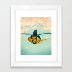 Brilliant DISGUISE Framed Art Print