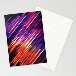 PONG - Pattern Stationery Cards