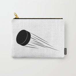 Ice Hockey Puck Carry-All Pouch