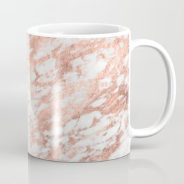 Blush Gold Quartz Coffee Mug