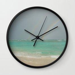 Punta Cana Holidays Wall Clock