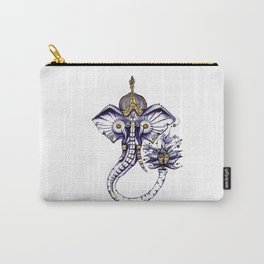 Space Ganesha Carry-All Pouch