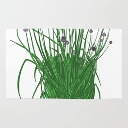 Chives Rug