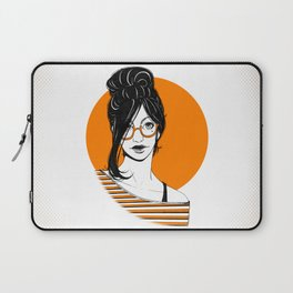 GIRL 01 Laptop Sleeve
