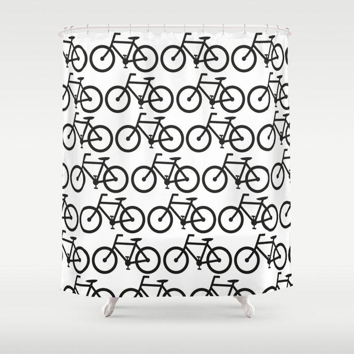 Bicycle Stamp Pattern