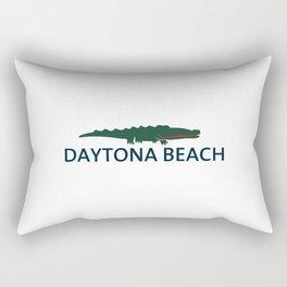 Daytona Beach  Florida. Rectangular Pillow