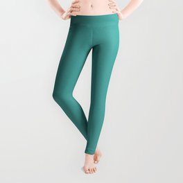 Verdigris Saturated Pixel Dust Leggings