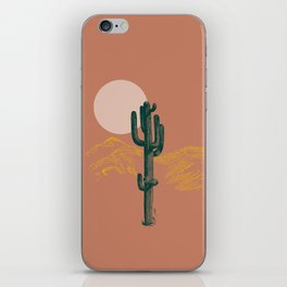 hace calor? iPhone Skin